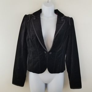White house Black Market Size 2 black Blazer women